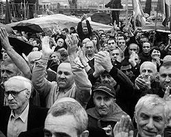 Саакашвили развел коррупцию? Допустим (фото: ИТАР-ТАСС)
