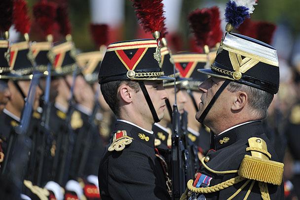 День взятия Бастилии считается днем создания Французской Республики