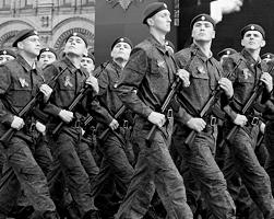 Какая силовая структура может быть более оперативной, нежели напрямую подчиненная главе государства Нацгвардия? (фото: Alexey Boytsov/ZUMA/Global Look Press)