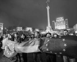 Тех, кто не скакал, мы не бросили (фото: Gleb Garanich/Reuters)