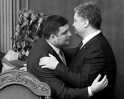 Президент и правительство отныне едины (фото: Valentyn Ogirenko/Reuters)