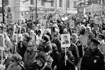 """В акции «Бессмертный полк» в Магадане приняли участие 6 тыс. человек (фото: Организаторы акции """"Бессмертный полк"""")"""