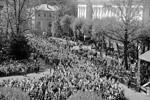 """В составе «Бессмертного полка» по Смоленску прошли 22 тысячи человек (фото: Организаторы акции """"Бессмертный полк"""")"""