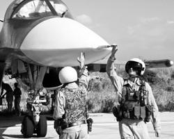 Пиар-кампания российской армии поражает своей эффектностью и инновационностью (фото: Дмитрий Виноградов/РИА Новости)
