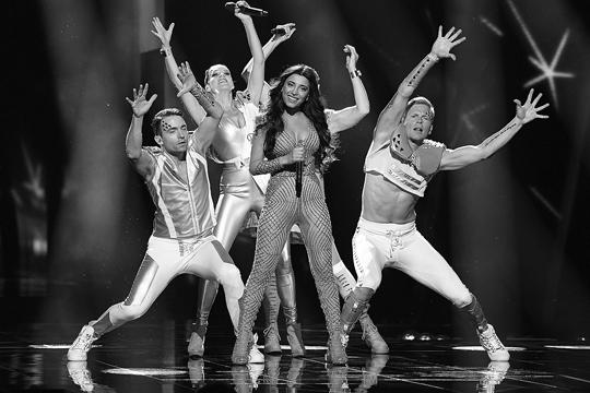 Республику Азербайджан на конкурсе «Евровидение-2016» представляла певица Самра Рахимли