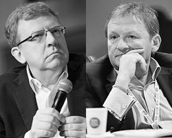 Нас ждет битва экономических титанов (фото: Сергей Бобылев/ТАСС,Рамиль Ситдиков/РИА Новости)