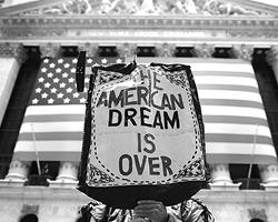 Конец американской мечты (фото: Shannon Stapleton/Reuters)