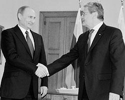 Президент Германии Йоахим Гаук призвал Россию к покаянию (фото: Алексей Никольский/ТАСС)