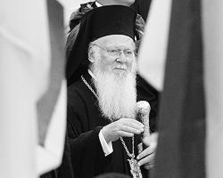 Патриарх Варфоломей в очередной раз вежливо промолчит (фото: Konstantin Chernichkin/Reuters)