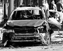 После убийства Шеремета соболезновать надо всей Украине (фото: Максим Паб/ТАСС)