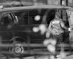 ФСБ несколько месяцев следила за сотрудниками Следственного комитета (фото: Виталий Белоусов/РИА Новости)