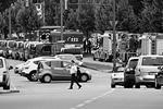 Данные о жертвах неизвестного стрелка разнятся: сначала сообщалось об одном погибшем и десяти раненых, позже фигурировали данные о трех, шести и даже пятнадцати жертвах (фото: Matthias Balk/DPA/Global Look Press)