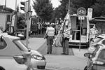 Является ли нападение на торговый центр терактом – пока что не ясно, стрелявший до сих пор не задержан, личность его не установлена (фото: Michael Trammer/ZUMA/Global Look Press)