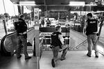Спецоперация ведется также у станции метро «Мариенплатц». Очевидцы сообщали, что слышали в ее районе стрельбу (фото: LUKAS SCHULZE/dpa/ТАСС)