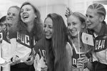 Олимпийская сборная России по синхронному плаванию лишилась некоторых спортсменов из-за допингового скандала, включая звезду российского водного спорта Юлию Ефимову (фото: Артем Коротаев/ТАСС)