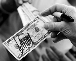 В ФРС, как и на всей «улице банкиров», смотрят на Трампа как на врага (фото: Jonathan Ernst/Reuters)