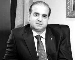 Активист партии «Демократический союз» Абд Салам Алим (фото: кадр канала RT)