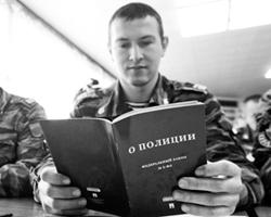 И в Грузии, и в России – реформа МВД дала свои результаты (фото: Шеметов Максим/ТАСС)
