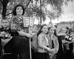 Школа – это просто место, где дети и взрослые обмениваются информацией (фото: Валерий Мельников/РИА Новости)