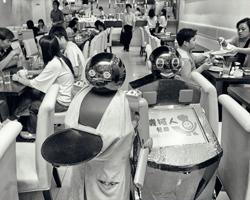 Заменить людей роботами Китай сможет только в результате глубоких социальных реформ (фото: Paul Yeung/Reuters)