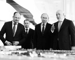 Компания Вексельберга участвовала в олимпийском строительстве в Сочи и других крупных объектах (фото: Михаил Климентьев/ТАСС)