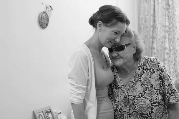 Анне Кузнецовой удается находить общий язык с любыми поколениями