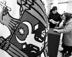 Предстоящие выборы в Молдавии окажутся первыми всенародными с далекого 1996 года (фото: Gleb Garanich/Reuters)