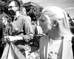 С именем Сергея Лещенко спыхнул новый скандал, в который оказалась вовлечена его бывшая гражданская жена Светлана Залищук (Фото: <a href= http://tabloid.pravda.com.ua/ target=_blank>tabloid.pravda.com.ua</a> )
