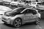 Новый облик BMW i3 с новой батареей (фото: Uli Deck/DPA/ТАСС)