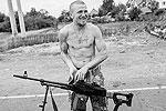 Моторола был награжден высшей наградой армии ДНР – Георгиевским крестом. Также был награжден орденом «За воинскую доблесть» 1-й степени (фото: Андрей Стенин/РИА Новости)