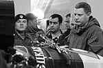 Глава ДНР Александр Захарченко на церемонии прощания (фото: Сергей Аверин/РИА Новости)