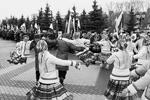 Республика Мордовия отмечает праздник веселыми плясками и песнями (фото: предоставлено организаторами акции)