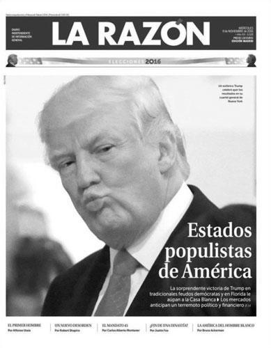 Испанская пресса отметилась наиболее смачными фотографиями