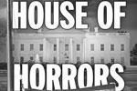 Американская «Дейли Ньюс» вышла с заголовком «Дом кошмаров» на фоне Белого дома (фото: Daily News)