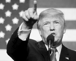 Те, кто сегодня в России радуются приходу Трампа, вольно-невольно совершают ошибку (фото: Carlo Allegri/Reuters)
