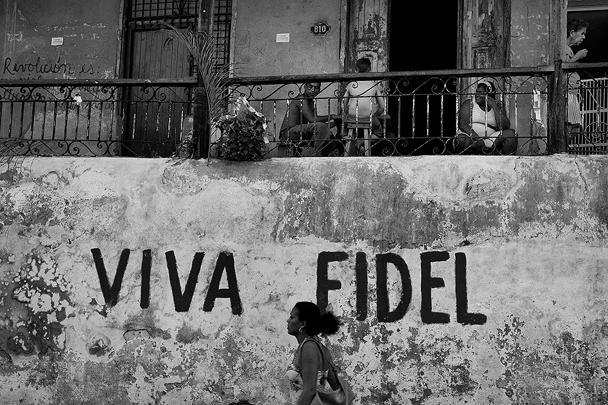 Фидель Кастро был и останется лидером Кубинской революции