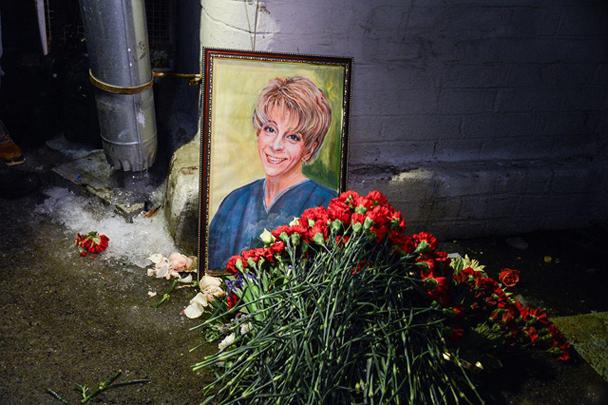 Елизавета Глинка опознана среди жертв крушения Ту-154