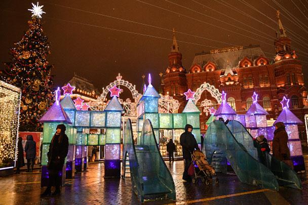 Москвичей на Рождество ожидает широкая культурная программа