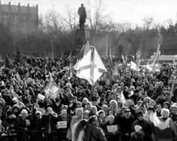 Не будь восстания в Севастополе, трудно предсказать, как сложилась бы судьба полуострова (фото:Василий Батанов/РИА Новости)