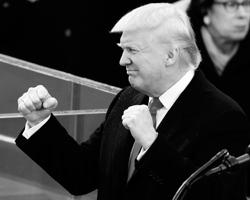 Трамп, без преувеличения, всех шокировал(фото:  Lucy Nicholson/Reuters)