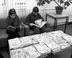 О чем должен быть детский журнал? (фото: Дмитрий Коробейников/РИА Новости)