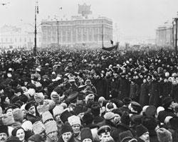 В феврале 1917 года рухнула страна, которую никто не держал (фото:Фотохроника ТАСС)