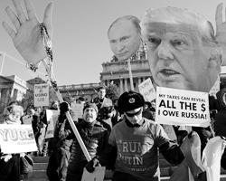Россия была и остается для Америки если не врагом, то совершенно точно институциональным противником (фото: Jonathan Ernst/Reuters)