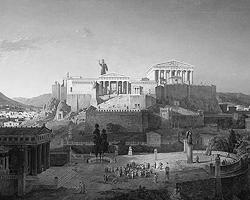 Таково идеальное государство – власть благородных и лучших (фото: Лео фон Кленце/Wikipedia)