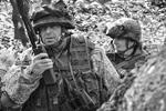 Главной задачей десантно-штурмовых бригад было нанести огневое поражение противнику  (фото: пресс-служба Министерства обороны РФ)