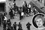 The Yorkshire Post привела слова премьер-министра Великобритании Терезы Мэй: «Мы все вместе будем двигаться вперед, никогда не пасуя перед террором и никогда не позволяя голосам ненависти и зла разделить нас» (фото: The Yorkshire Post)