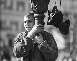 Молодежь не плохая и не хорошая – она разная (фото: Рамиль Ситдиков/РИА Новости)