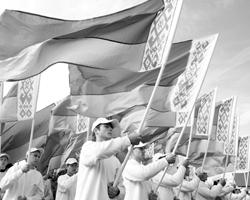 Нет ни одной рациональной причины, почему белорус для нас должен быть чужим, а (к примеру) тувинец или чеченец – своим (фото: Vasily Fedosenko/Reuters)