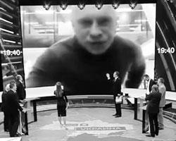 Бывшие украинские преступники в последнее время стали частыми гостями на российских ток-шоу (кадр телеканала Россия 1)