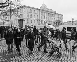 Паники не наблюдается (фото: Александр Демьянчук/ТАСС)